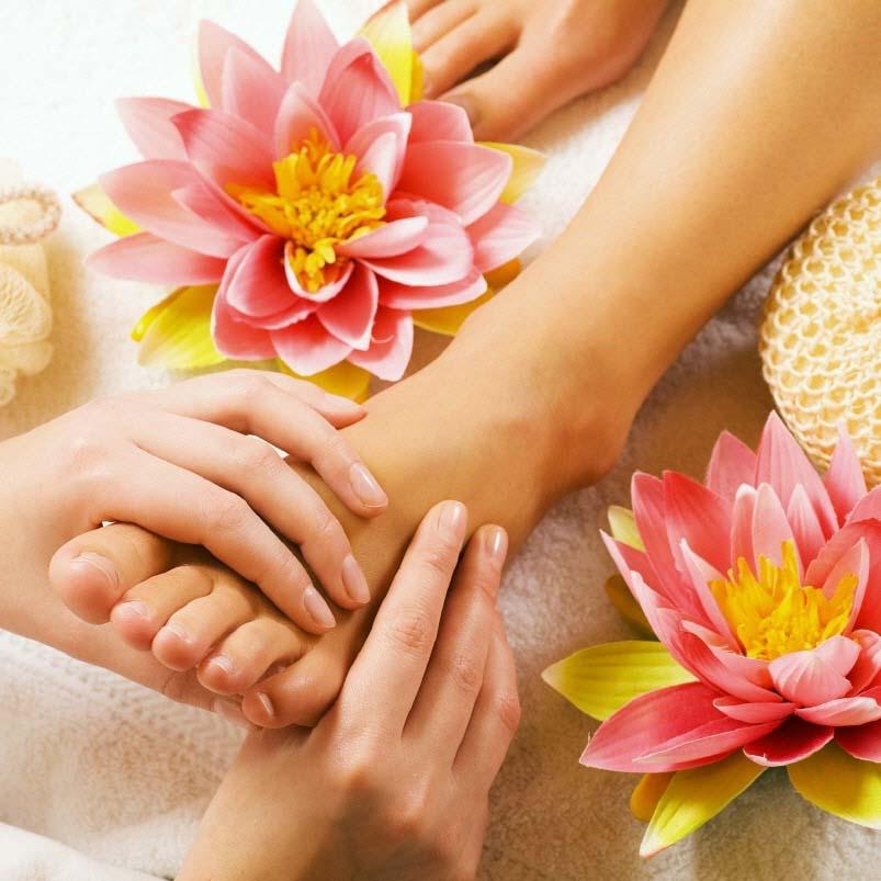 Calming-foot-massage