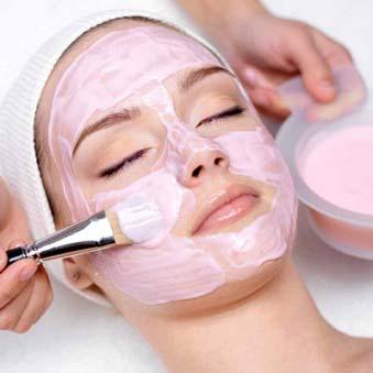 oxy face bleach
